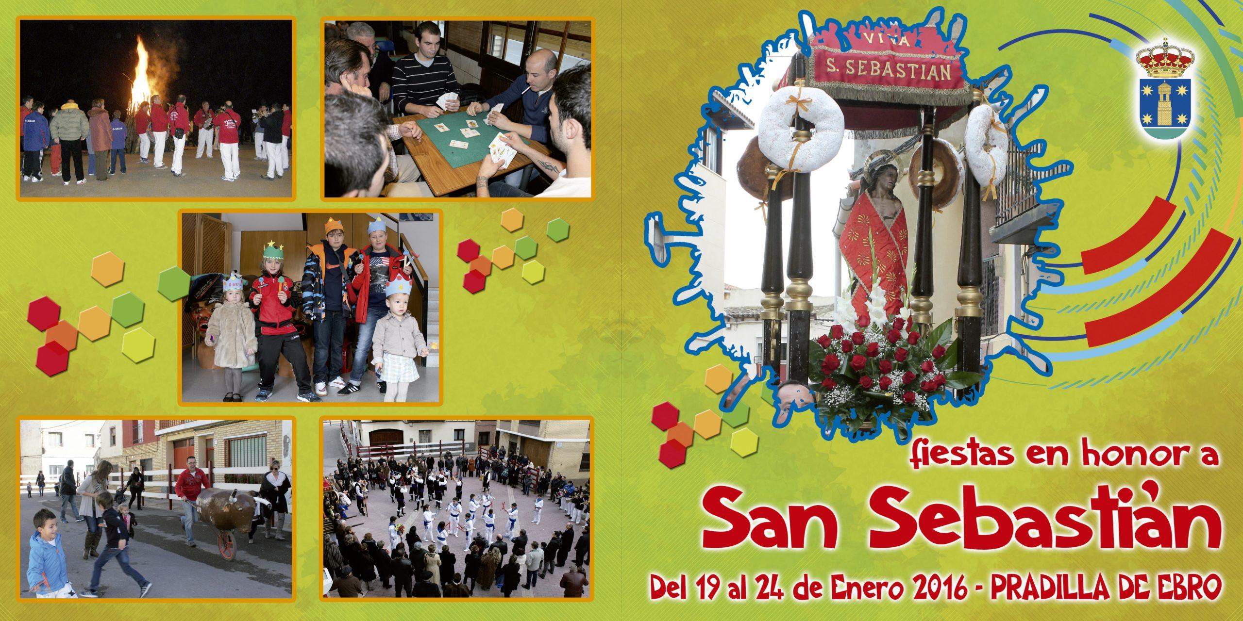 Programa Fiestas Enero 2016 - 2