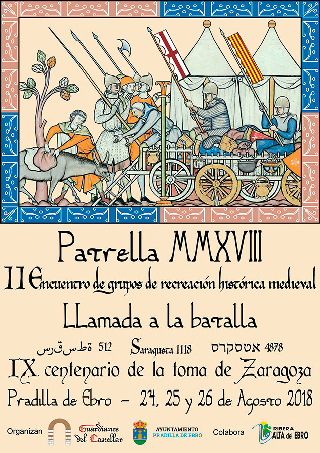 II Encuentro de grupos de recreación histórica medieval