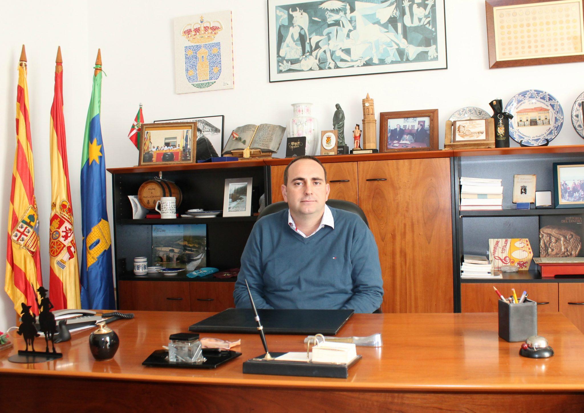 Alcalde de Pradilla de Ebro