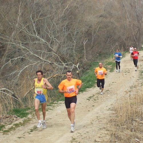 Carrera los diques del Ebro
