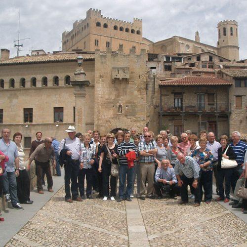Asociación de Jubilados. Excursión
