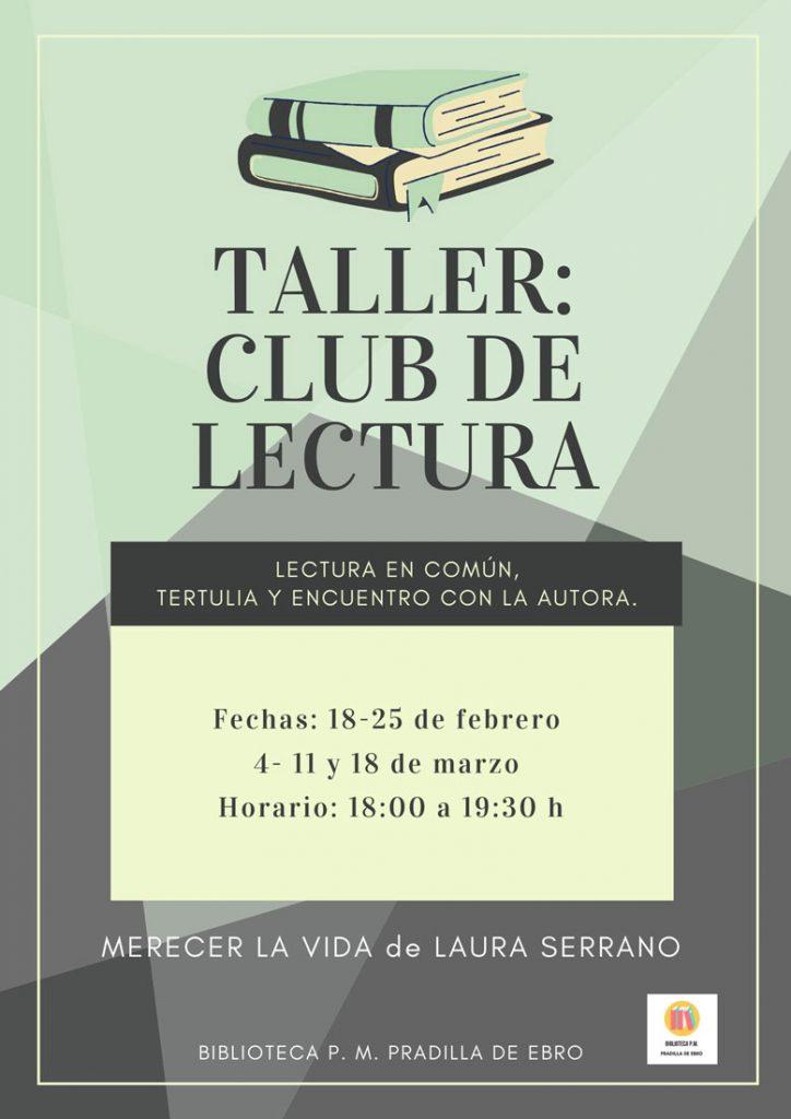 Taller: Club de Lectura