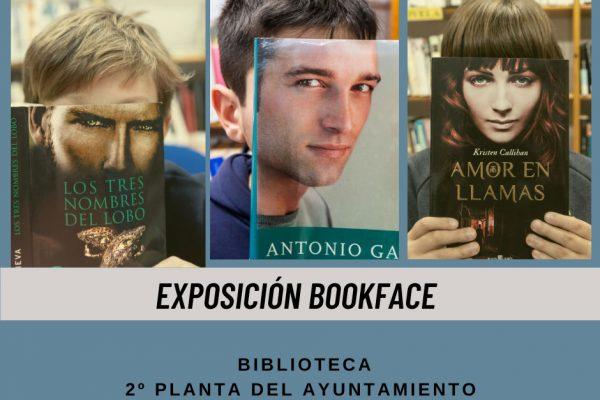 Exposición BOOKFACE